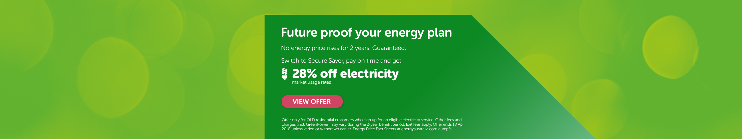 Future proof your energy plan