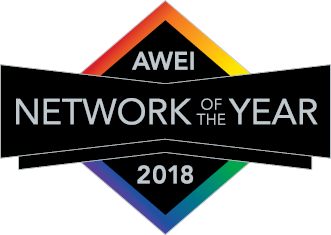 AWEI Network of the Year 2018