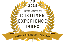 Global Reviews CEI Award 2018 - Energy Desktop