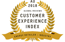 Global Reviews CEI Award 2018 - Energy Industry