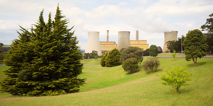 Yallourn Power Station Hero