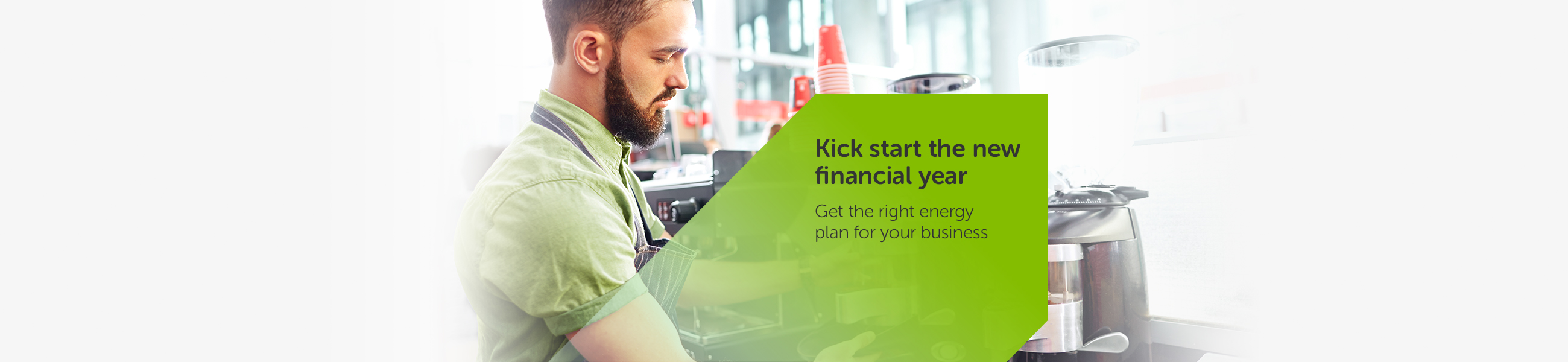 Kick start the new financial year