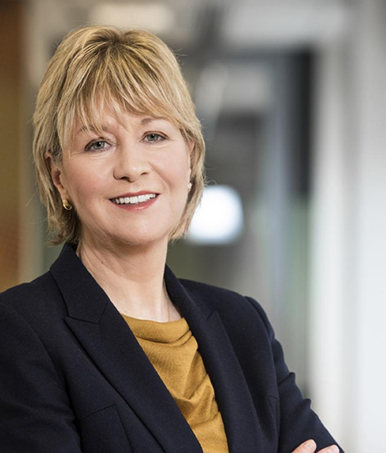 The changing role of the CIO - Anne Weatherston