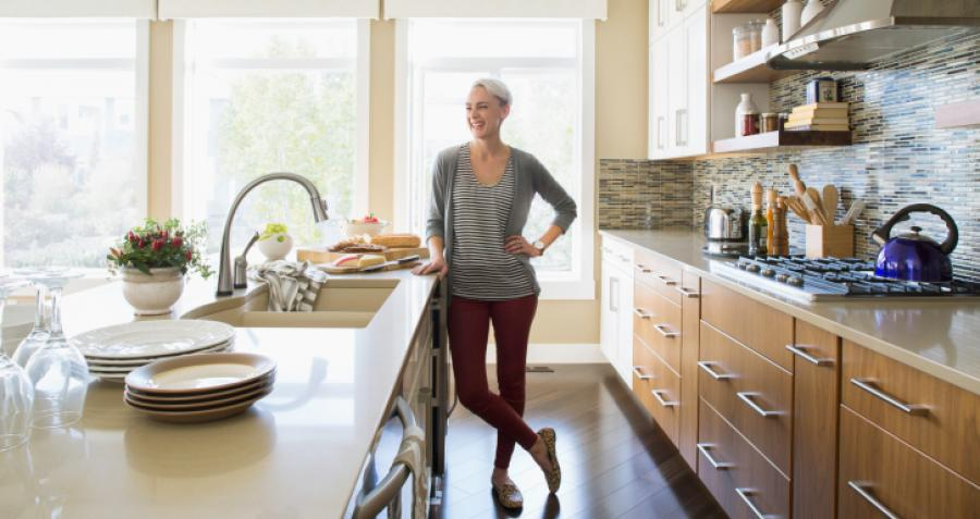 Designing the right kitchen space