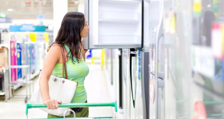 How to pick an energy efficient fridge and freezer