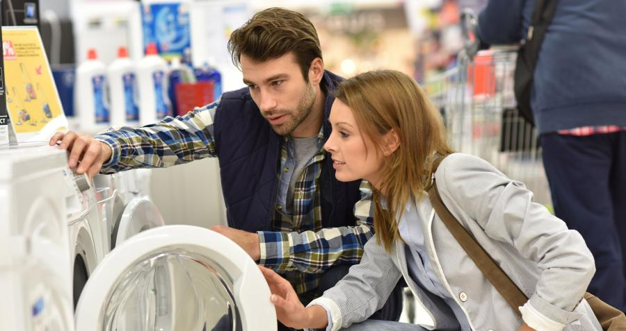 How to pick an energy efficient washing machine