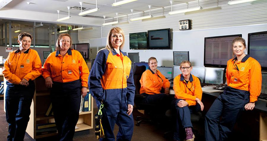 Yallourn trainee operators