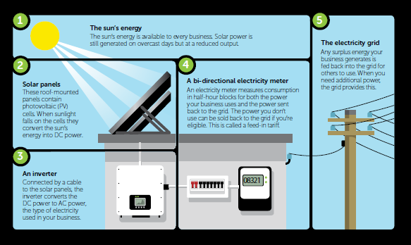 Why Solar Power For Your Business Energyaustralia